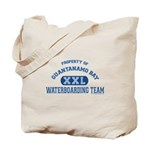 Property of Guantanamo Bay Waterboarding Team Tote