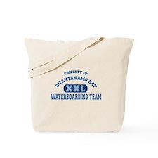 Property of Guantanamo Bay Waterboarding Team Tote