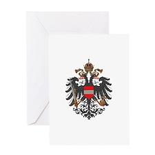 Austrian Empire (alt) Greeting Card