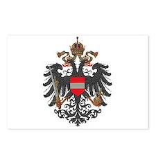 Austrian Empire (alt) Postcards (Package of 8)