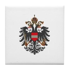 Austrian Empire (alt) Tile Coaster
