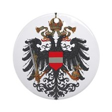 Austrian Empire (alt) Ornament (Round)