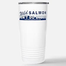 GSA Wild Salmon Stainless Steel Travel Mug