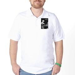 Philosopher Francis Bacon Golf Shirt