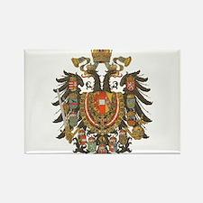 Austria-Hungary Rectangle Magnet
