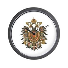 Austria-Hungary Wall Clock