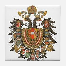 Austria-Hungary Tile Coaster