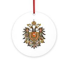 Austria-Hungary Ornament (Round)