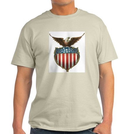 Vintage 4th of July Light T-Shirt