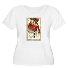 Vintage 4th o T-Shirt