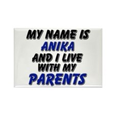 my name is anika and I live with my parents Rectan