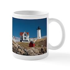 Unique Maine lighthouses Mug