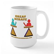 Great Debate Mug