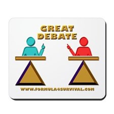 Great Debate Mousepad