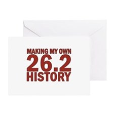 26.2 History Greeting Card