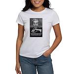 British Philosophy Ayer Women's T-Shirt