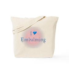 Embalm Tote Bag
