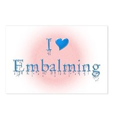 Embalm Postcards (Package of 8)