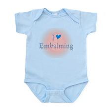 Embalm Infant Bodysuit