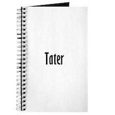 tater Journal