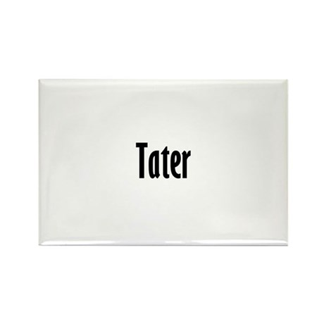 tater Rectangle Magnet (100 pack)