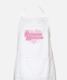 Princess Makenna BBQ Apron