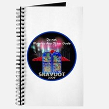Shavuot God Journal