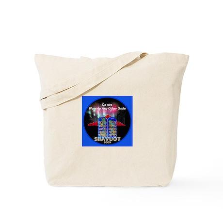 Shavuot God Tote Bag