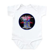 Shavuot God Infant Bodysuit