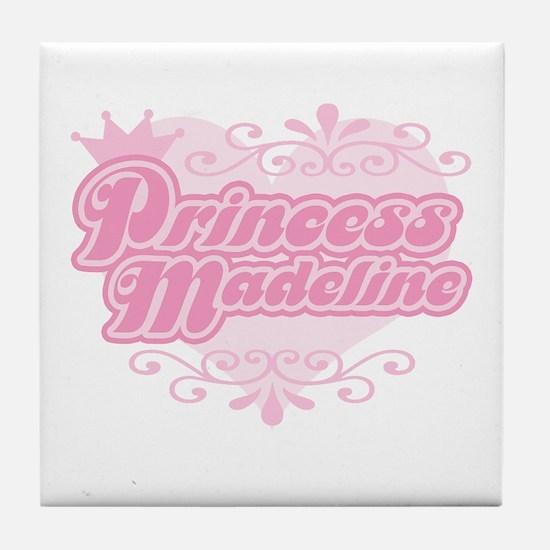 Princess Madeline Tile Coaster