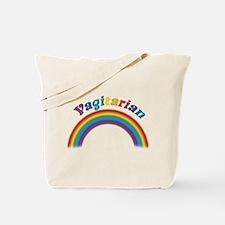 Vagitarian Tote Bag