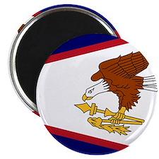 Flag of American Samoa Magnet