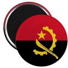 Flag of Angola Magnet