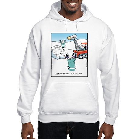 Eskimo Demolition Crews Hooded Sweatshirt