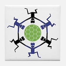 Soccer Fan Tile Coaster