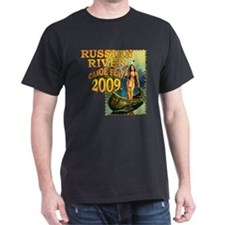 Russian River Canoe Fest 2009 T-Shirt
