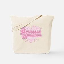 Princess Maddison Tote Bag