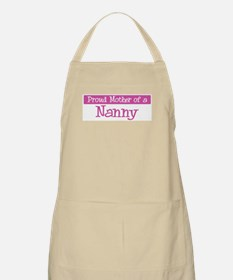 Proud Mother of Nanny BBQ Apron