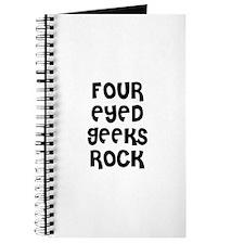 FOUR EYED GEEKS ROCK Journal
