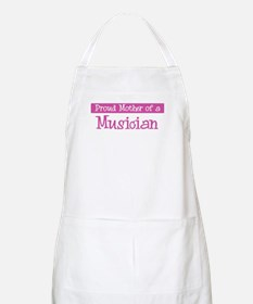 Proud Mother of Musician BBQ Apron