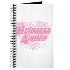 Princess Lydia Journal