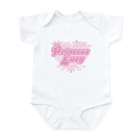 Princess Lucy Infant Bodysuit