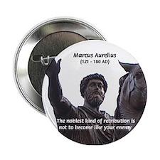 Emperor Marcus Aurelius Button