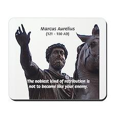 Emperor Marcus Aurelius Mousepad