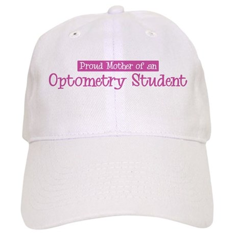 Proud Mother of Optometry Stu Cap