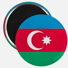 Flag of Azerbaijan Magnet