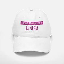 Proud Mother of Rabbi Baseball Baseball Cap