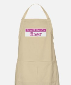 Proud Mother of Singer BBQ Apron
