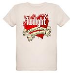 Edward Cullen Tattoo Organic Kids T-Shirt