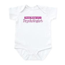 Proud Mother of Psychologist Infant Bodysuit